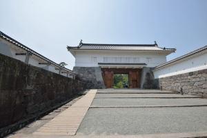 田原城・銅門