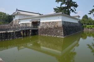 小田原城・銅門