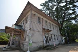 二の丸観光案内所・旧小田原町図書館