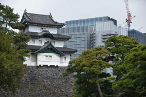 乾通り一般公開・富士見櫓