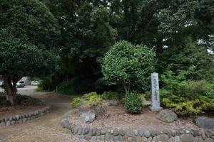 川越城・富士見櫓跡