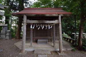 川越城・富士見櫓跡・富士見稲荷神社