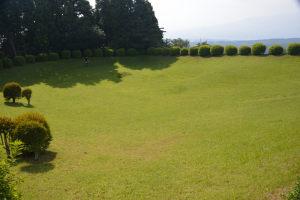 山中城・すりばち曲輪