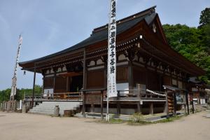 観音正寺・本堂