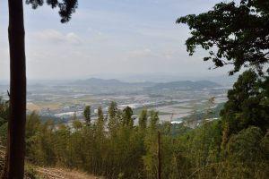 観音正寺からの風景