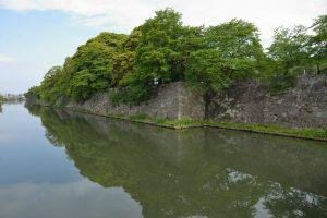 彦根城・堀