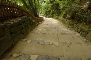 彦根城・表門から天秤櫓へ