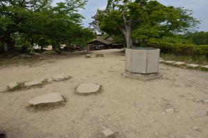 彦根城・着見櫓跡