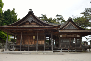 白鬚神社・本殿