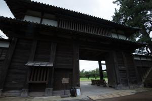 弘前城・北門