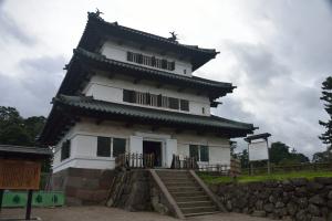 弘前城・天守
