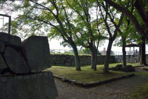 盛岡城・本丸