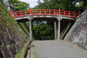 盛岡城・かけ橋