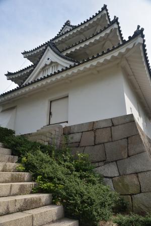 高松城・艮櫓