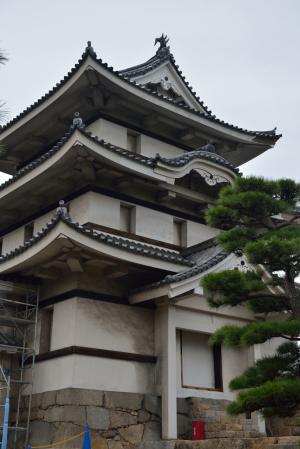 高松城・月見櫓