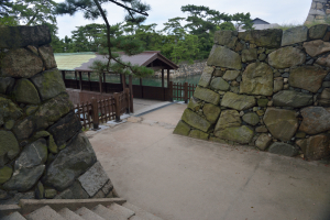 高松城・鞘橋
