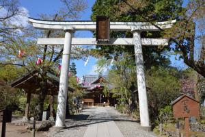 懐古園・懐古神社