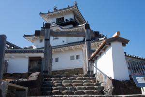 掛川城・天守