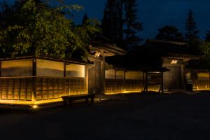 鶴ヶ城・麟閣