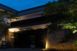 鶴ヶ城・鉄門