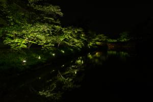 鶴ヶ城・堀