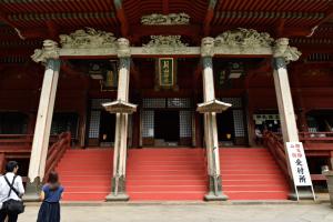 羽黒山・三神合祭殿