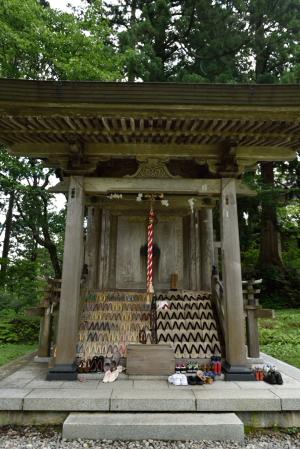 羽黒山・建角身神社