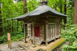 羽黒山・植山姫神社