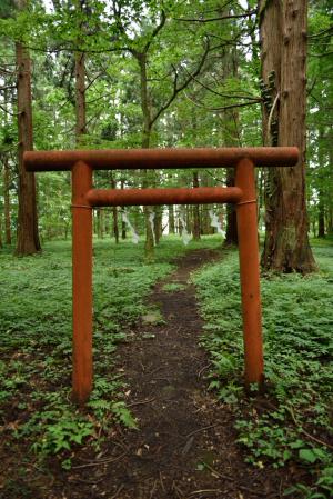 羽黒山・伊弉諾稲荷神社