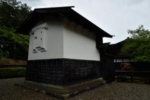 旧黒澤家住宅・土蔵