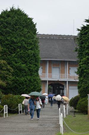 富岡製糸場・東置繭所