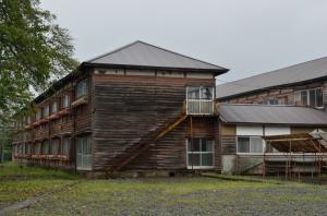 富岡製糸場・寄宿舎