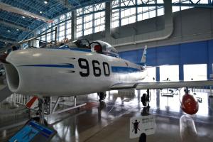 浜松基地エアーパーク・F-86F