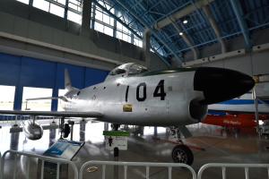 浜松基地エアーパーク・F-86D
