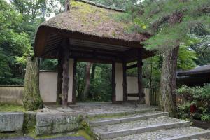 伊賀上野城・俳聖殿