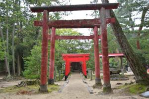 伊賀上野城・俳聖殿周辺