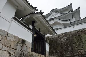 伊賀上野城・天守