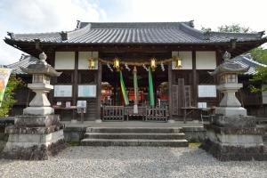 九度山・丹生官省符神社