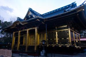 上野東照宮・社殿