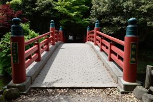高岡城・朝陽橋