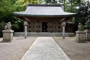 高岡城・護国神社