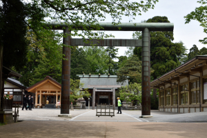 高岡城・射水神社