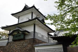 金沢城・石川櫓
