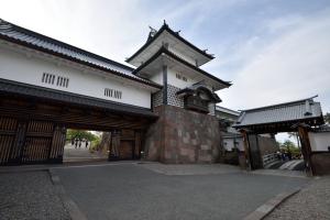 金沢城・橋爪門
