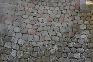 金沢城・菱櫓の石垣