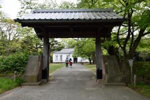 金沢城・切手門
