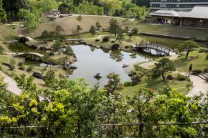 金沢城・玉泉陰丸庭園