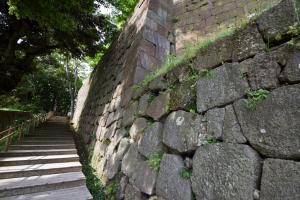 金沢城・石垣