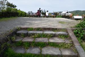 金沢城・戌亥櫓跡