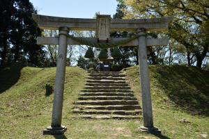 七尾城・城山神社